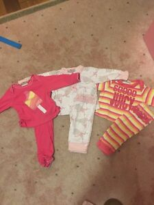 Juicy Couture baby bebe outfit ensemble 3-6 mois months lot