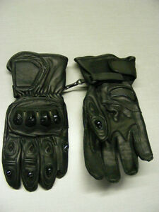Gauntlet Gloves with great features and Goatskin palm at RE-GEAR
