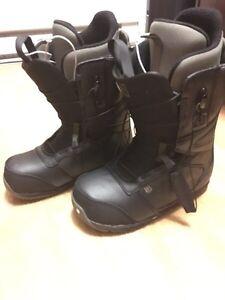 BURTON Ruler-R men's snowboard boots 9.5 like new  Gatineau Ottawa / Gatineau Area image 1