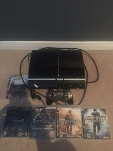 Play station 3 & 5 games in great condition