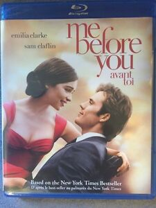 """New Release! """"Me Before You"""" BluRay"""