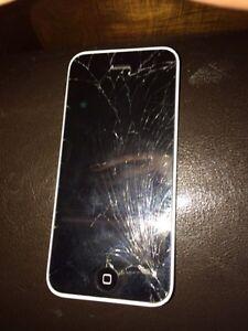 iPhone 5 c craquer avec videotron