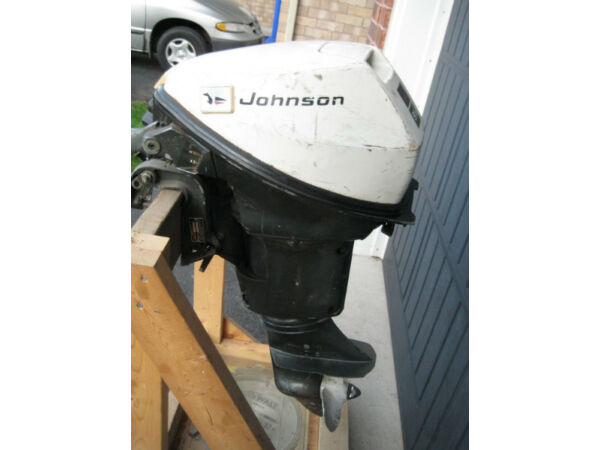 Used 1968 Johnson 9.5 HP outboard