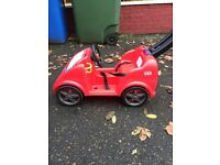 Little Tikes ride on Car