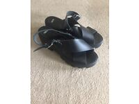 ASOS Flatform Sandals - Size 7