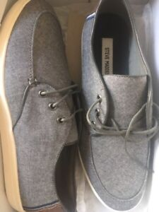 Never worn size 12 Steven madden casual shoes