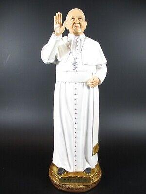 Pope Francis Pope Francesco, 30 cm! Figure Statue, Vatican Italy, New