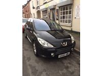 Peugeot 307 / 1.6 petrol engine / Automatic Gearbox / 58000 miles only / 2007 year /