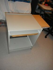 Well built, solid compact desk