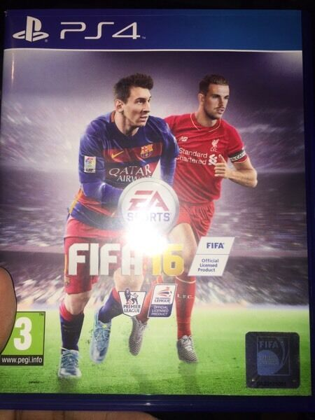 FIFA 16 FOR SALE!