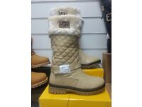 MK & UGG BOOTS & ADIDAS & TIMBERLANDS BRAND NEW ALL SIZES £24.99