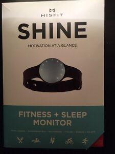 Misfit shine activity tracker