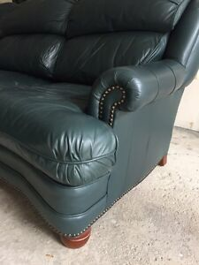 Leather couch and love seat Kitchener / Waterloo Kitchener Area image 3