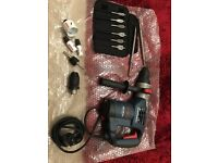 BOSCH Hammer multi drill set. BRAND NEW MUST GO OFFERS WELLCOME