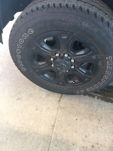 Firestone Transforce AT TIRES (rims not incl)  285/60R20