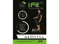 i.fit / ivibration pro vibration plates (Professional Commercial Grade) OPEN TO OFFERS