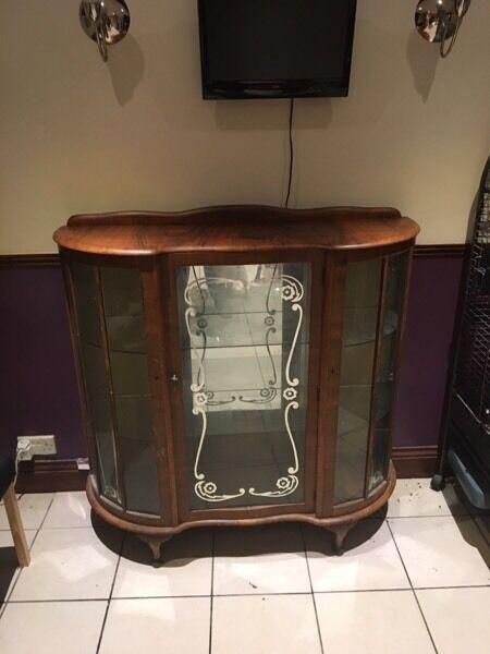 Vintage cabinet - REDUCED
