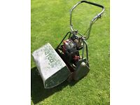 Cylinder arm 24 inch lawnmower