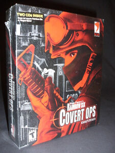 Tom Clancy's RAINBOW SIX: Covert Ops Essentials (PC Software)
