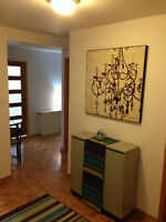 SHORT TERM ROOM FOR RENT DOWNTOWN MONTREAL,SEPTEMBER