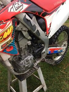 2012 CRF 250 Honda Dirtbike London Ontario image 5