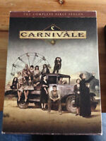 Carnivale, The Complete Series, Seasons 1-2