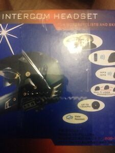 NEW Motorcycle Bluetooth Intercom Never Been Used