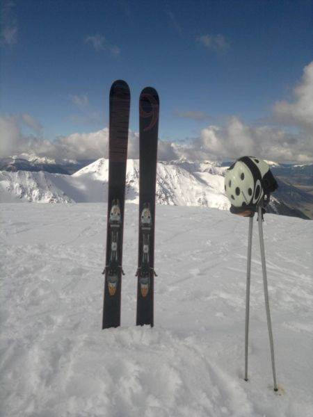 Skis - Ninthward THA 1...