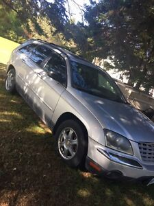 Will trade for ATV or Tractor!! AWD Chrysler Pacifica
