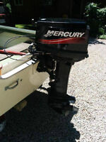 16' Starcraft with 2009 Mercury 30hp & Trailer - Manitoulin
