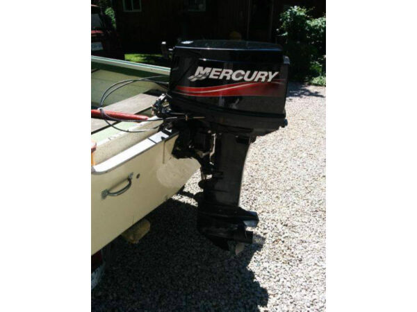 Used 2009 Mercury 2 stroke 30 hp