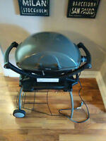 Perfect for CONDO - Weber Q2400 Electrice BBQ