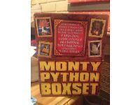 Monty python DVD box set