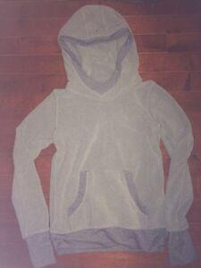 Grey Ivivva Sweater!