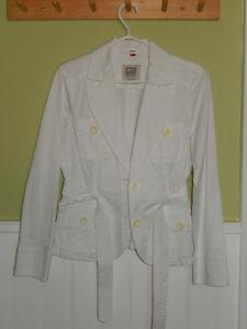 Veston blanc