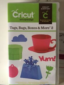 Cricut cartridge