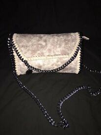 Stella maccartney clutch bag