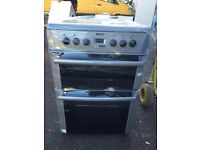 Beko Ceramic electric cooker 60cm wide tested with Warranty 100% working