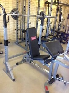 NEW FID Bench Pack Includes Leg Extension/Leg Curl & Preacher Pad Osborne Park Stirling Area Preview