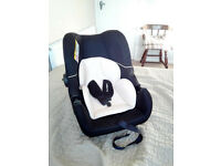 Car Seat Mothercare, black, up to 9kg.
