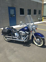4,449 km 2006 Harley Fatboy -  Heritage Deluxe