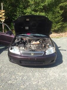 2000 Civic New Saftey/ Want gone