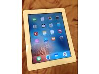 White iPad 2 64GB Wifi Good Condition Ideal Xmas Present Can Deliver