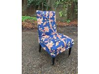 Vintage Bedroom Chair - Delivery Available