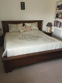Super king size bedroom set