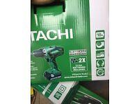 Hitachi Drill - Brand New