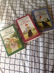 Anne Of Green Gables Collectors Edition Set