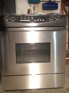 Dacor  RSD30S gas stove convectional oven