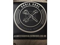 CS Mechanical Services (mobile mechanic,welder,recovery)