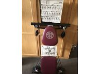 Gold's gym home trainer